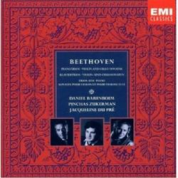 Beethoven - Piano Trios - Violin And Cello Sonatas CD 9