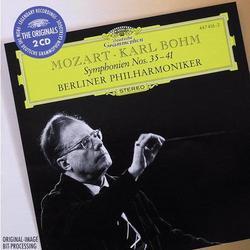 Mozart Symphonies Nos. 35 - 41 CD 2 - Karl Richter - Berlin Philharmonic Orchestra