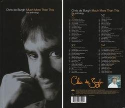 Much More Than This (CD3) - Chris De Burgh