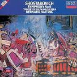 Decca Sound CD 19 - Shostakovich Symphonies No 5 & 9 - Bernard Haitink,Royal Concertgebouw Orchestra - Royal Concertgebouw Orchestra