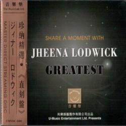 Greatest - Jheena Lodwick - Jheena Lodwick