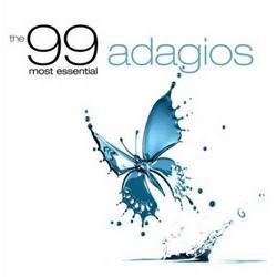 99 Most Essential Adagios CD 1 No. 1 - Various Artists