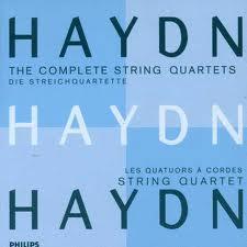 Haydn - Complete String Quartets CD 19