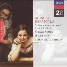 Spanish Music for Piano II CD2 - Alicia De Larrocha