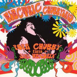 Electric Chubbyland (CD1) - Popa Chubby