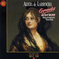 RCA Best 100 CD 69 - Granados Goyescas - Alicia De Larrocha