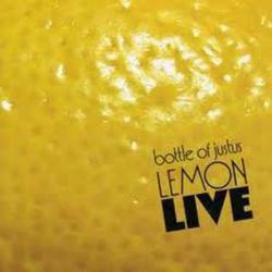 Lemon Live - Bottle Of Justus