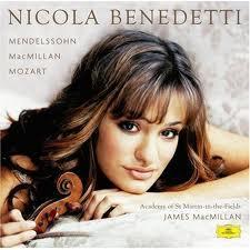 Mendelssohn: Violin Concerto - Nicola Benedetti