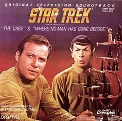 Star Trek: The Cage & Where No Man Has Gone Before OST (Pt.1) - Alexander Courag