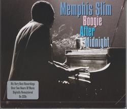 Boogie After Midnight (CD4) - Memphis Slim