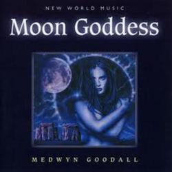 Moon Goddess - Medwyn Goodall
