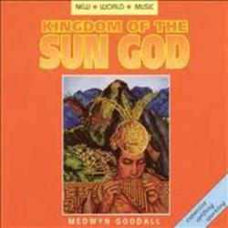 Kingdom Of The Sun God - Medwyn Goodall