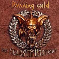 20 Years In History (CD1) - Running Wild