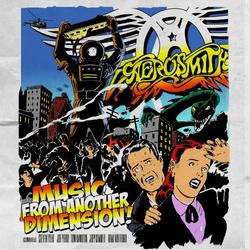 Music From Another Dimension (Deluxe Edition) (CD1) - Aerosmith