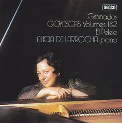 Decca Sound CD 26 - Granados & Falla - Alicia De Larrocha