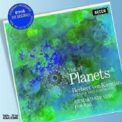 Decca Sound CD 22 - Holst The Planets - Herbert von Karajan - Vienna Philharmonic