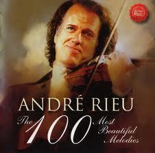 The 100 Most Beautiful Melodies (CD1) - Andre Rieu - André Rieu