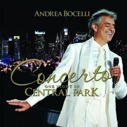 Concerto One Night In Central Park - Andrea Bocelli
