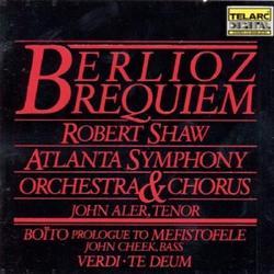 Berlioz - Requiem CD 1 - Robert Shaw - Atlanta Symphony Orchestra