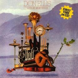 Live At Montreux - Don Ellis