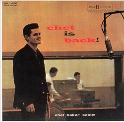 Chet Is Back! - Chet Baker
