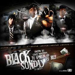 Black Sunday (CD1) - Cyco - Envy - Nation