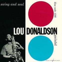 Swing And Soul - Lou Donaldson