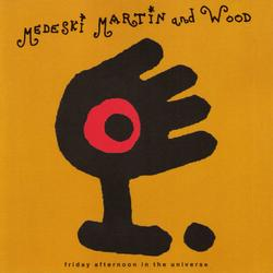 Friday Afternoon In The Universe - Medeski Martin & Wood
