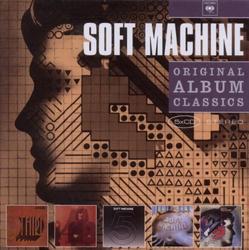 Original Album Classics (CD3) - Soft Machine