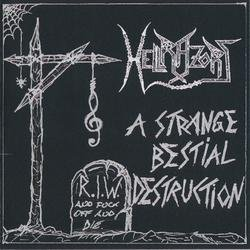 A Strange Bestial Destruction - Hellrazors
