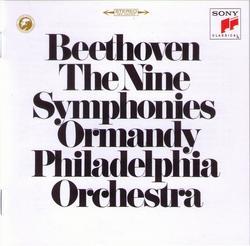 Beethoven The Nine Symphonies CD 1 - Eugene Ormandy