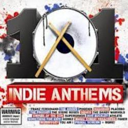 101 Indie Anthems (CD5) - Various Artists