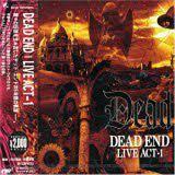 DEAD END Live Album CD2 - DEAD END