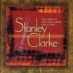 The Complete 1970s Epic Albums Collection (CD5) - Stanley Clarke