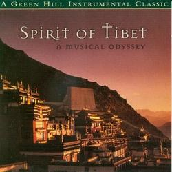 Spirit Of Tibet - David Arkenstone