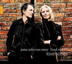 Brad Mehldau & Anne Sofie von Otter - Love Songs (CD2) - Brad Mehldau