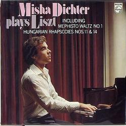 Liszt 19 Hungarian Rhapsodies CD 2 - Misha Dichter