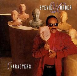 Characters - Stevie Wonder