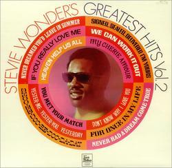 Greatest Hits Vol. 2 - Stevie Wonder