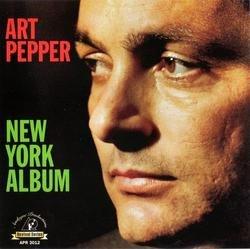 New York Album - Art Pepper