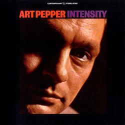 Intensity - Art Pepper