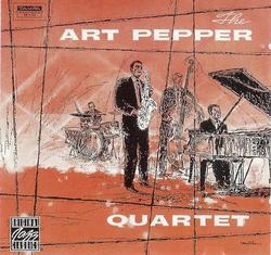 The Art Pepper Quartet - Art Pepper