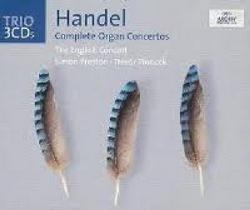 Handel - Complete Organ Concertos CD 1 No. 1 - Trevor Pinnock - The English Concert