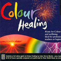 Colour Healing - Llewellyn