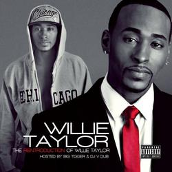 The Reintroduction Of Willie Taylor (CD1) - Willie Taylor