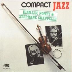 Compact Jazz - Jean Luc Ponty