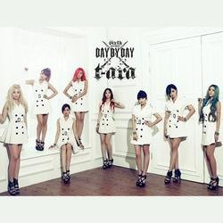 Day By Day (6th Mini Album) - T-ARA - T ara