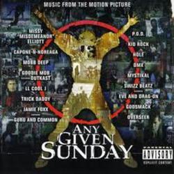 Be A Man (Any Given Sunday) - Hole