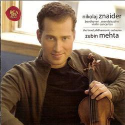 Beethoven Violin Concerto - Nikolaj Znaider - Zubin Mehta