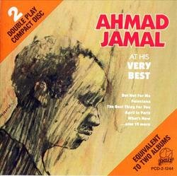 At His Very Best - Ahmad Jamal